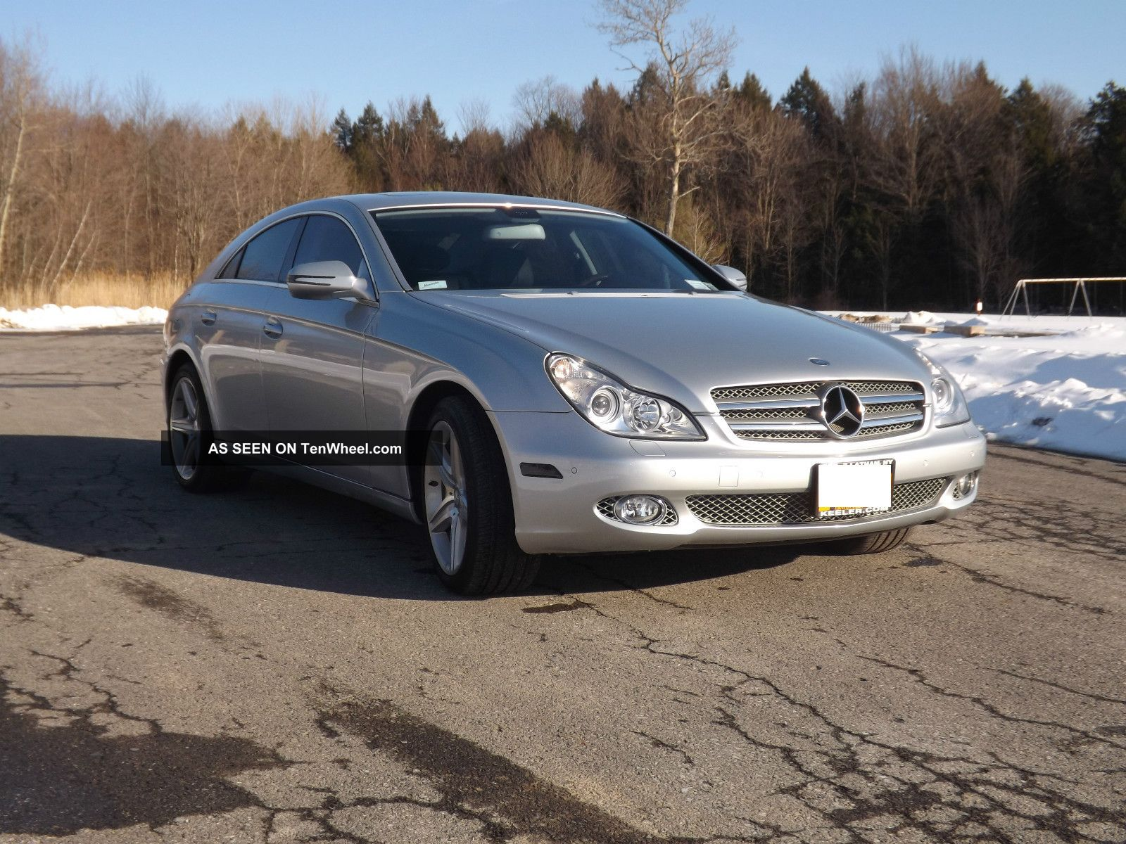 2009 mercedes benz cls550 base sedan 4 door 5 5l. Black Bedroom Furniture Sets. Home Design Ideas