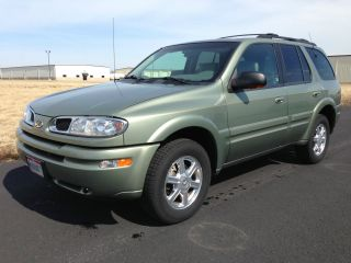 2003 Oldsmobile Bravada Awd Sport Utility 4 - Door 4.  2l Vortec 4200 Sfi I6 photo