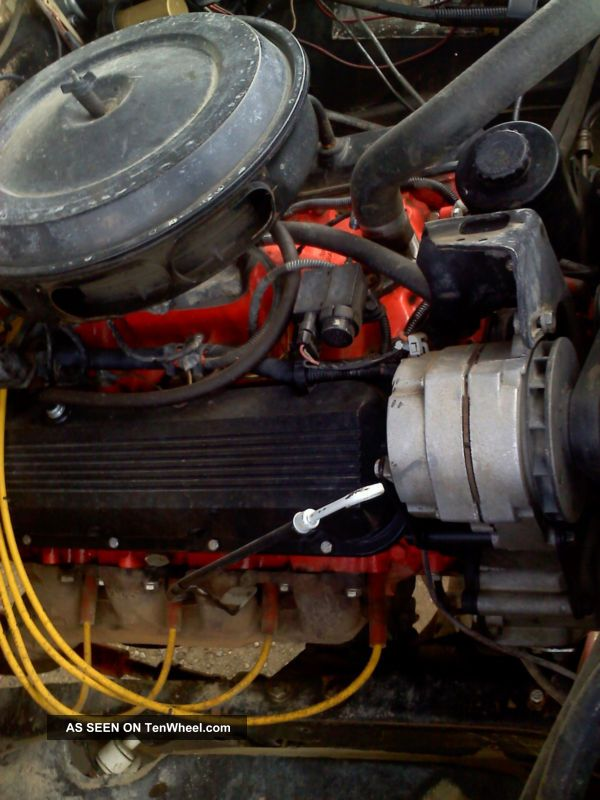 1988 Gmc Chevy 3500 Dana 60 14 Bolt One Ton Crew Cab 4x4 454 Nv4500 Np205 Hummer C/K Pickup 3500 photo