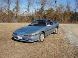 1989 Toyota Supra Turbo Hatchback 2 - Door 3.  0l photo