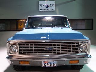 1972 Chevrolet Pickup photo