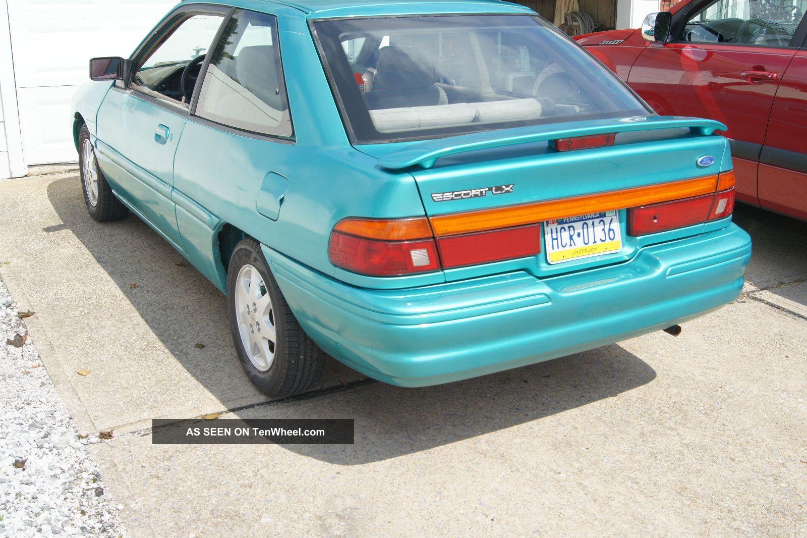 двухметровую форд эскорт хэтчбек 1995 легко выдерживают