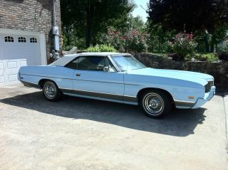 Ford Ltd 1972 Convertible 429cu photo