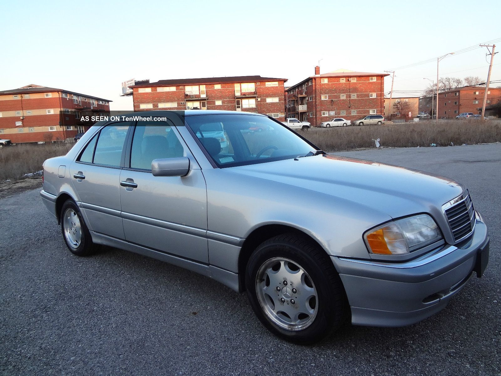 1998 mercedes benz c230 for Mercedes benz c230