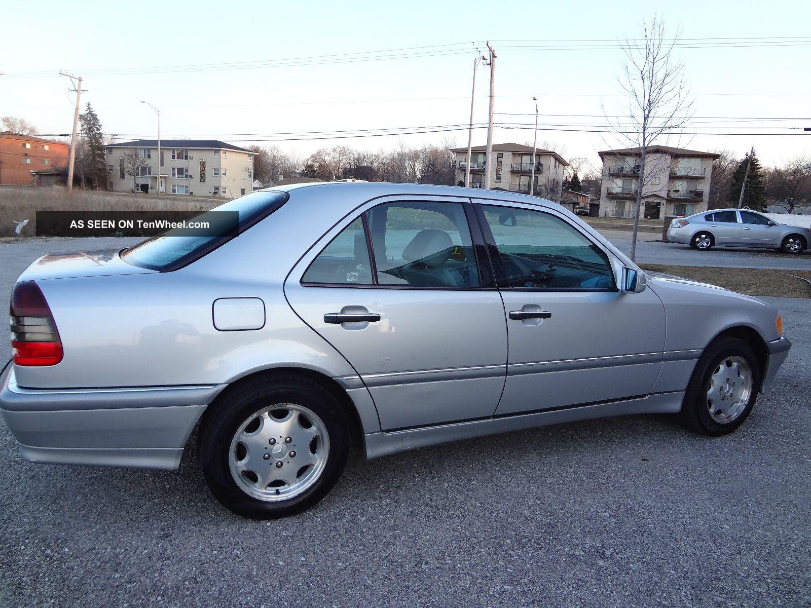 1998 mercedes benz c230
