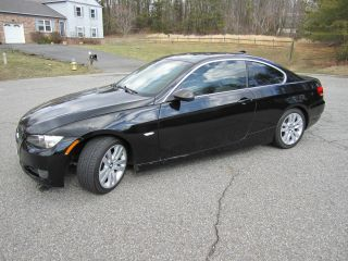2007 Bmw 328i Base Coupe 2 - Door 3.  0l - Tinted Windows - 79k photo