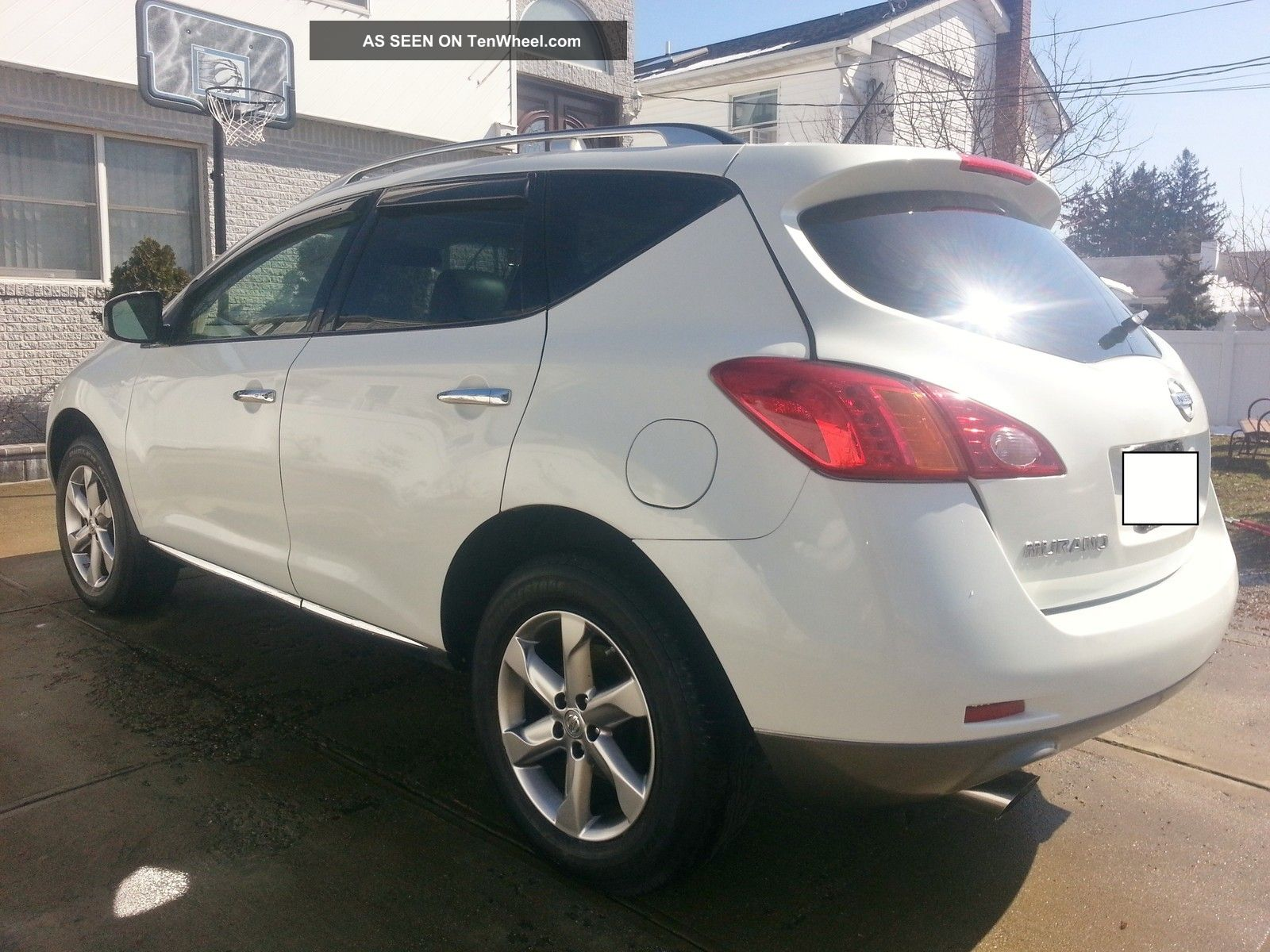 2009 Nissan Murano Sl Sport Utility 4 - Door 3.  5l - Murano photo