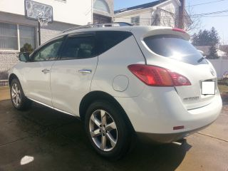2009 Nissan Murano Sl Sport Utility 4 - Door 3.  5l - photo