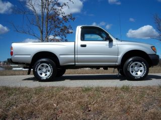 2003 Toyota Tacoma 4x4 Excellent photo