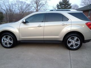 2011 Chevy Equinox Ltz Fully Loaded photo