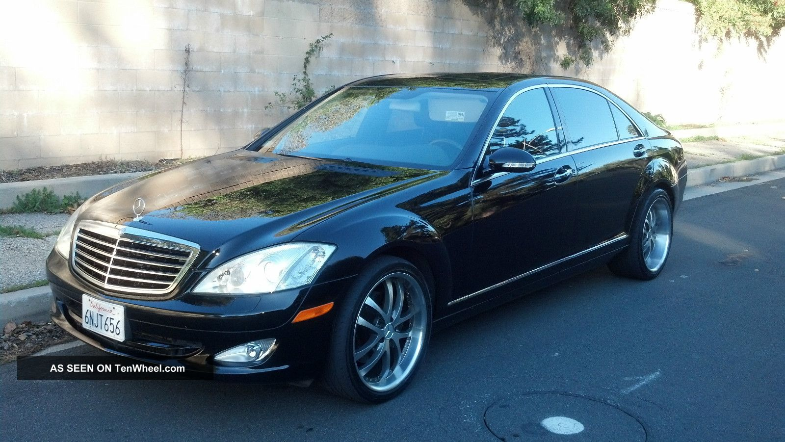 2007 mercedes benz s550 base sedan 4 door 5 5l for Mercedes benz s550 pictures