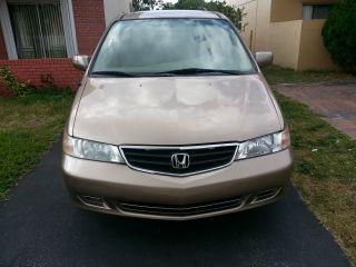 2004 Honda Odyssey Ex:l Mini Passenger Van 5 - Door 3.  5l And photo
