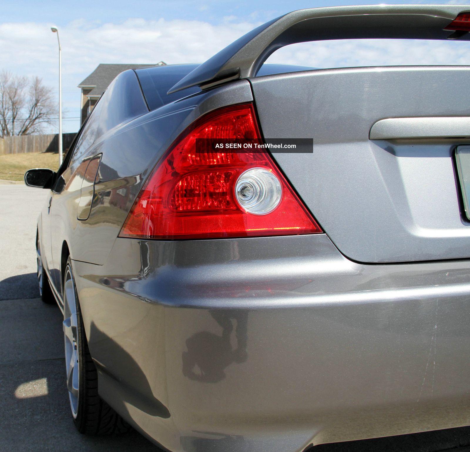 2005 Honda Civic Ex Coupe 2