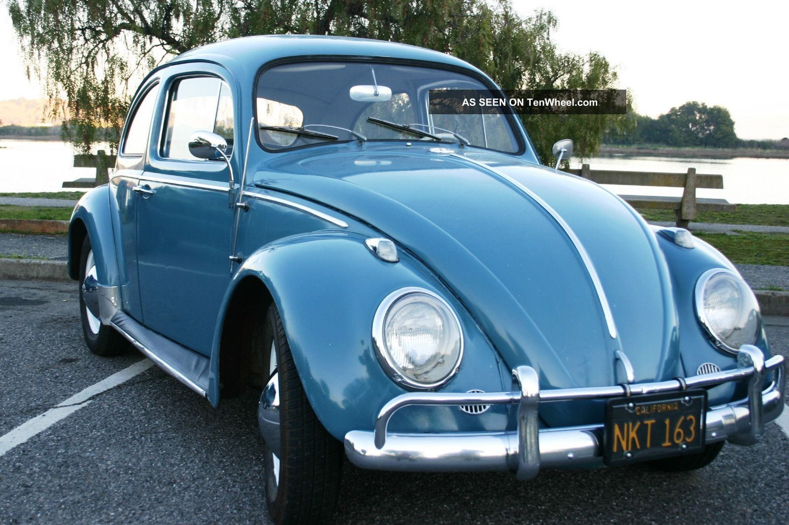 1963 Vw Beetle - All California Car - Unrestored - Nr