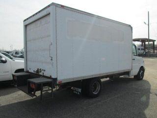 2005 Dodge Sprinter 3500 Box Truck.  158 Wb.  14 Ft Box.  Great Running Truck photo