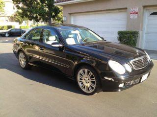 Mercedes Benz E320 Avantgarde '2005 California Car 2owner Fully Loaded 114k Mls photo