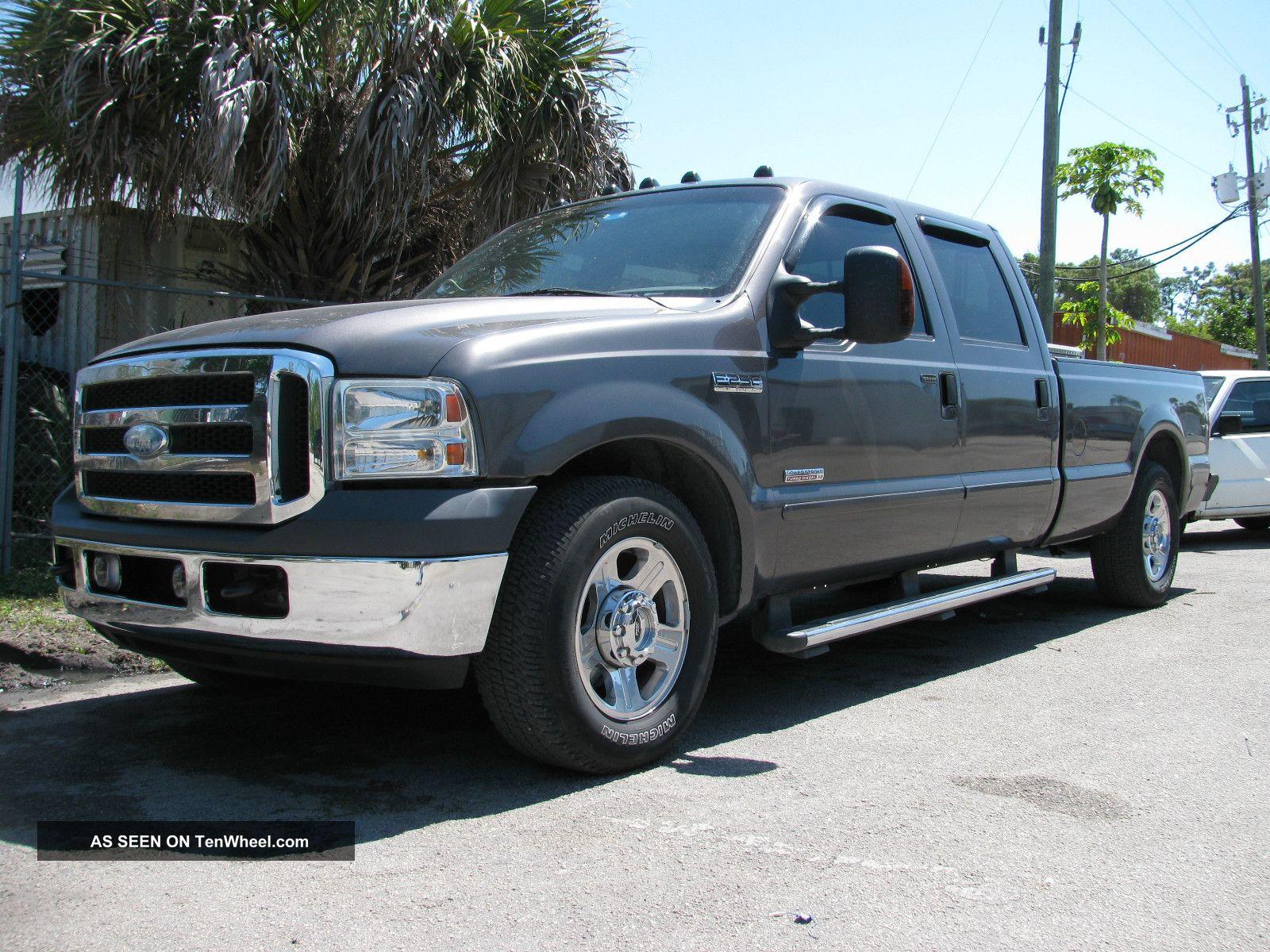 2007 ford f250 crewcab 6 0 powerstroke diesel. Black Bedroom Furniture Sets. Home Design Ideas