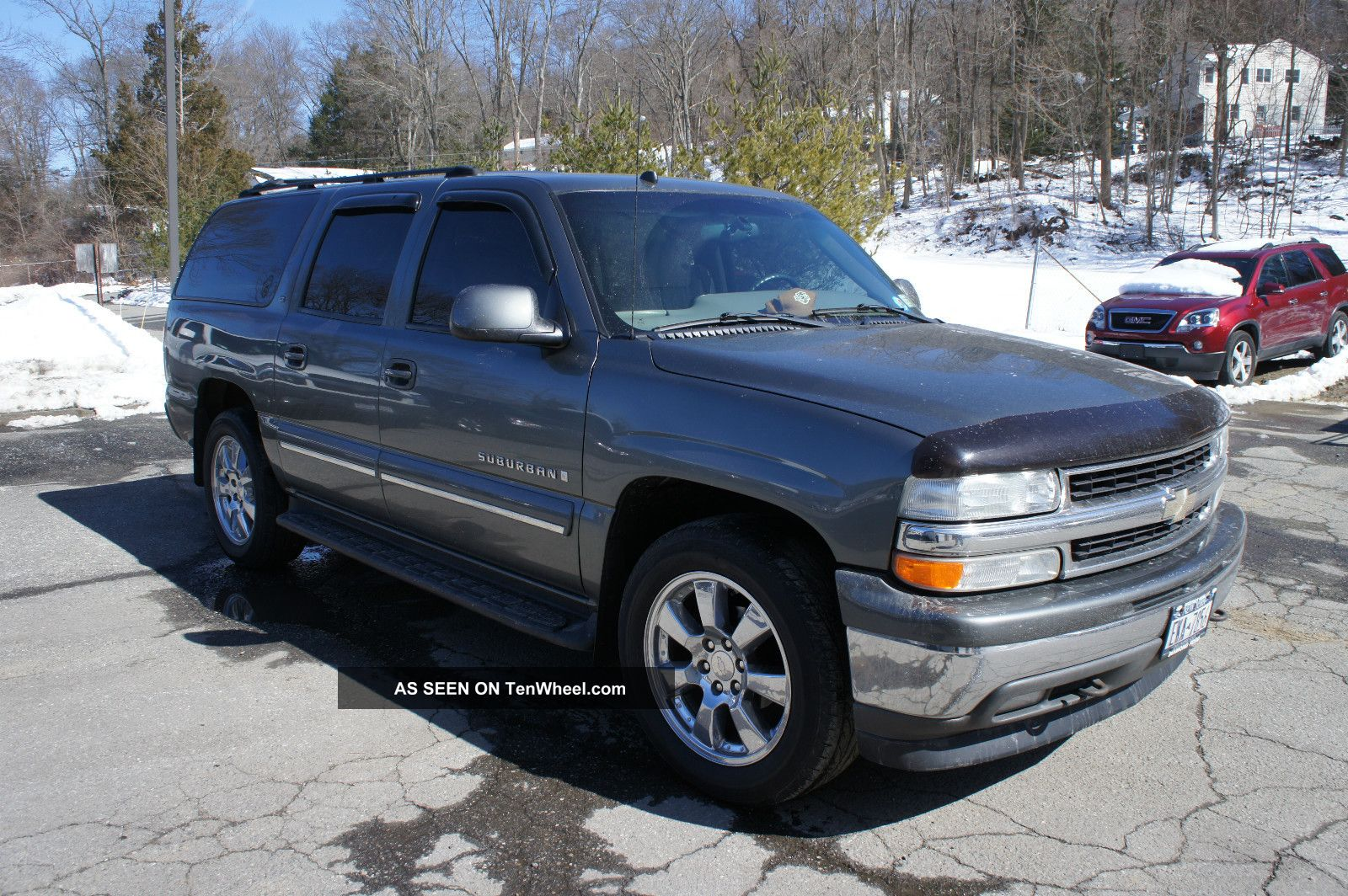 Service Manual How To Replace 2001 Chevrolet Suburban