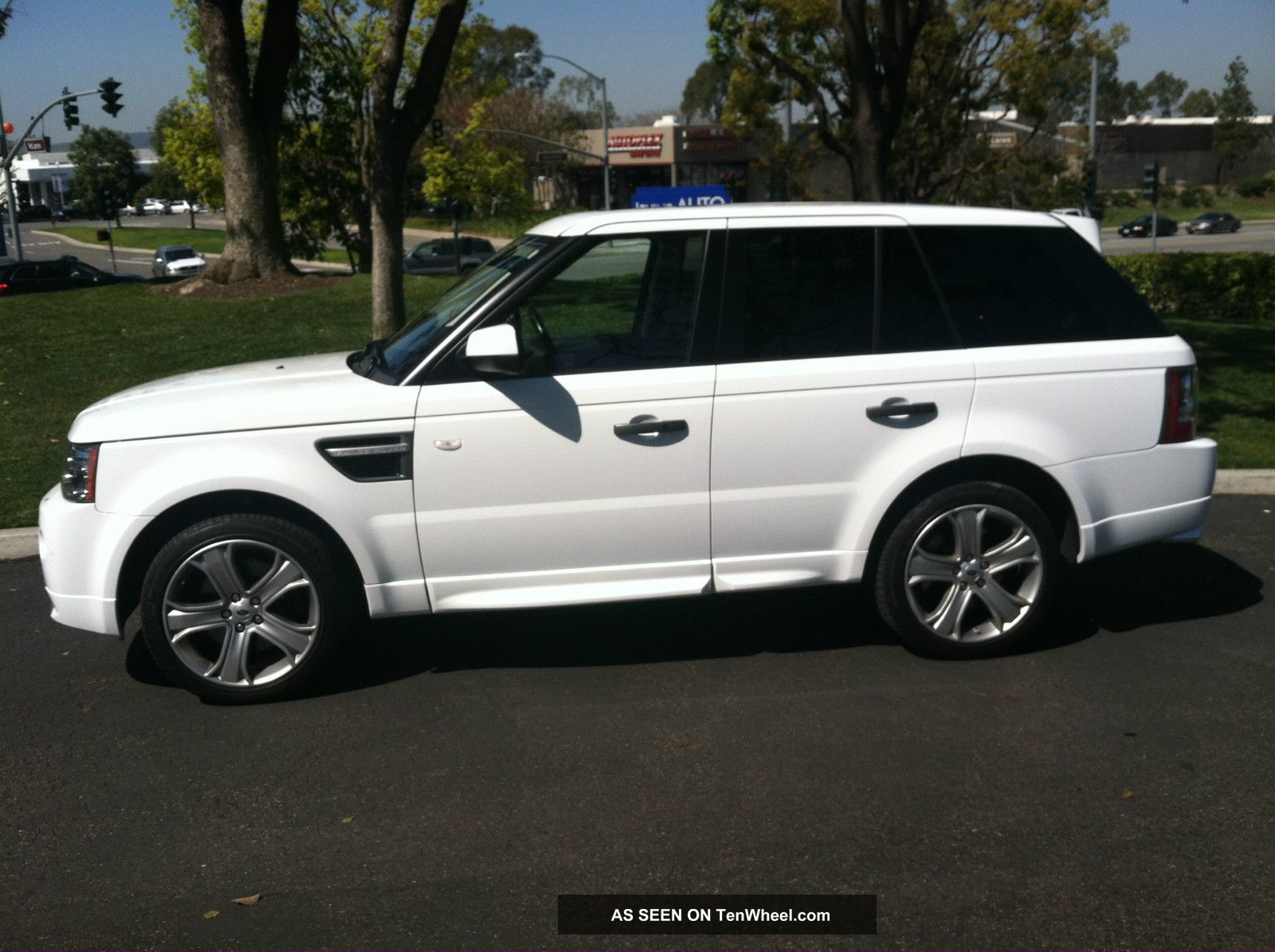 2011 range rover sport gt limited edition 33k fuji white full. Black Bedroom Furniture Sets. Home Design Ideas