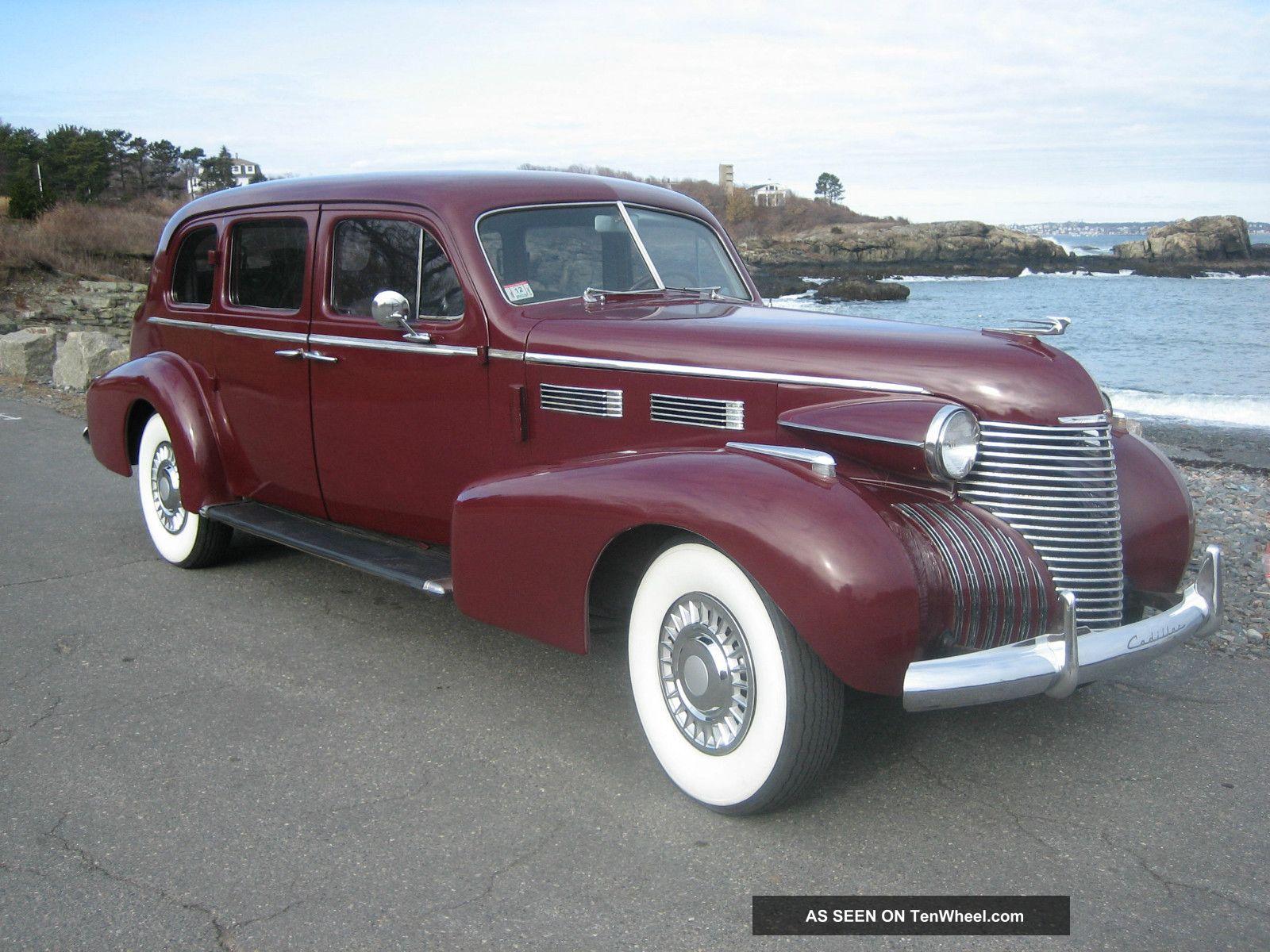 1940 Cadillac Limousine Series 75