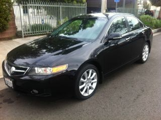 2008 Acura Tsx With Navi Loaded photo