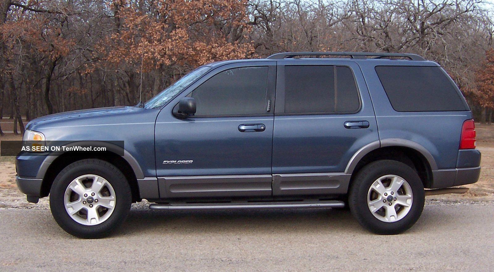 2002 ford explorer 4 wheel drive. Black Bedroom Furniture Sets. Home Design Ideas