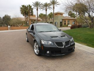 2009 G8 Gt. .  6.  0 V8 / / Heated / 19 ' S / / Cd / Onstar / Rwd Rebuilt photo
