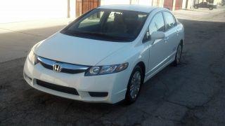 2010 Honda Civic Gx - Cng Powered - Title photo