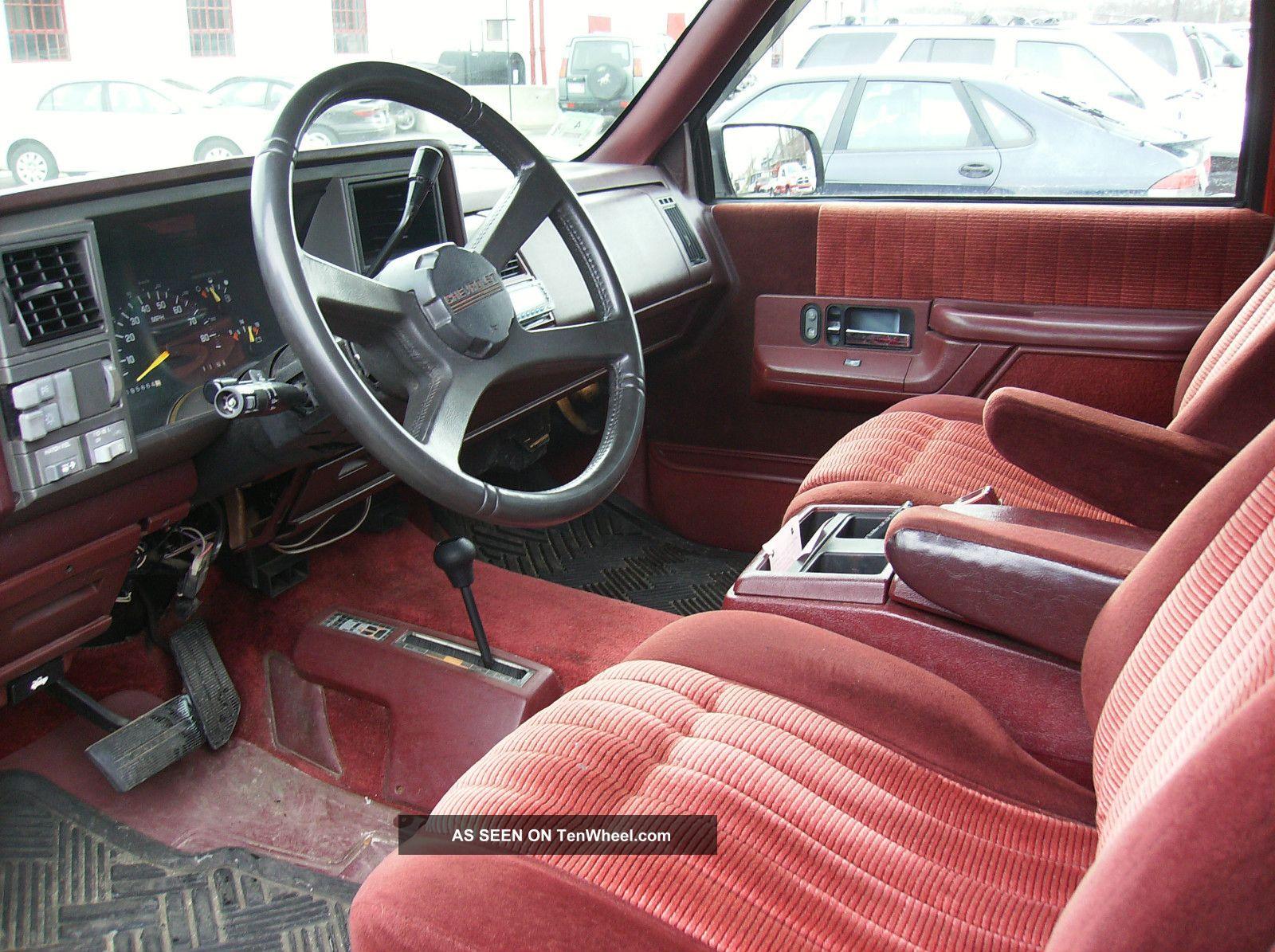 1994 Chevrolet Blazer Silverado Sport Sport Utility 2