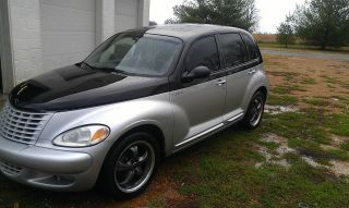 2003 Chrysler Pt Cruiser Gt Wagon 4 - Door 2.  4l photo