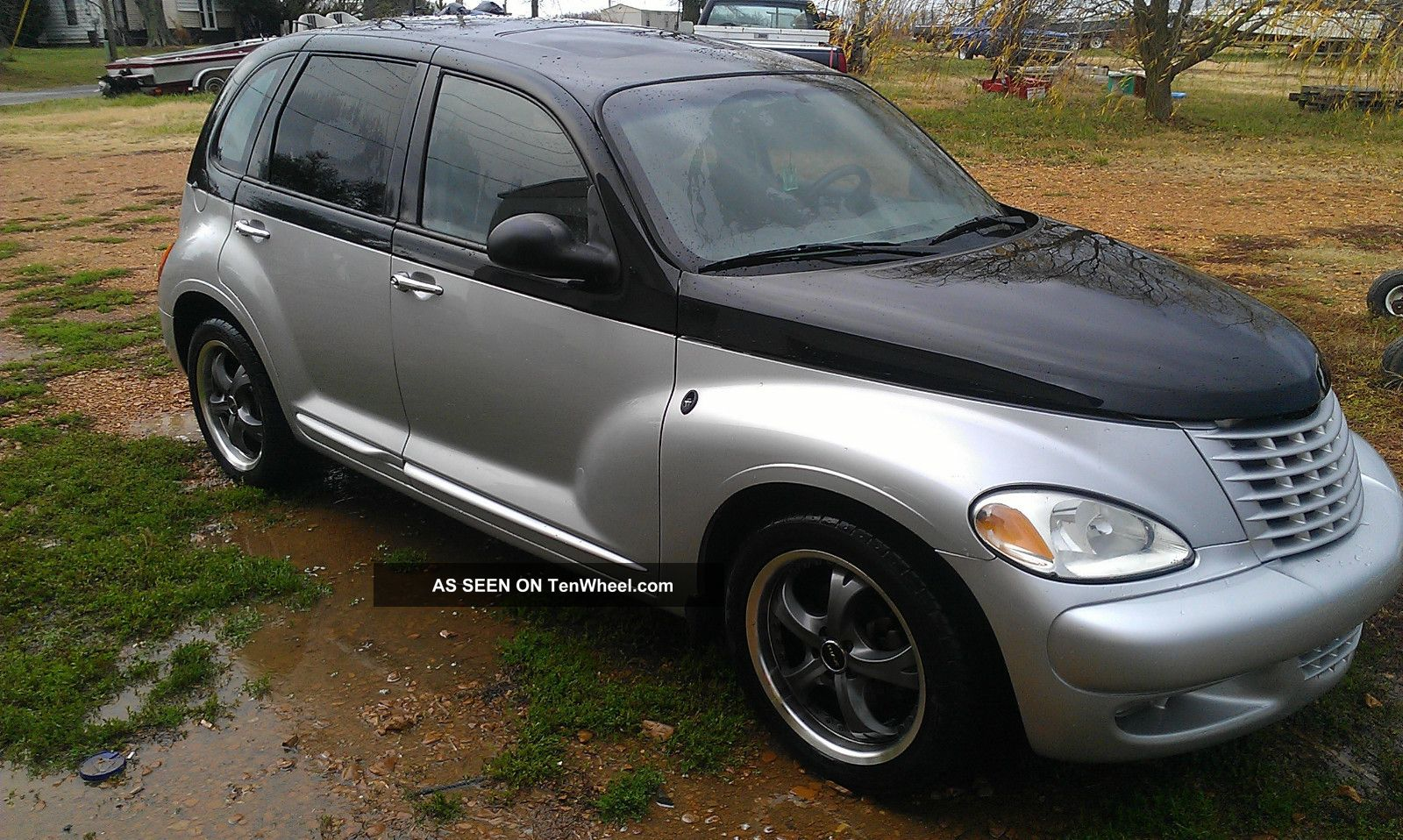 2003 chrysler pt cruiser gt wagon 4 door 2 4l. Black Bedroom Furniture Sets. Home Design Ideas