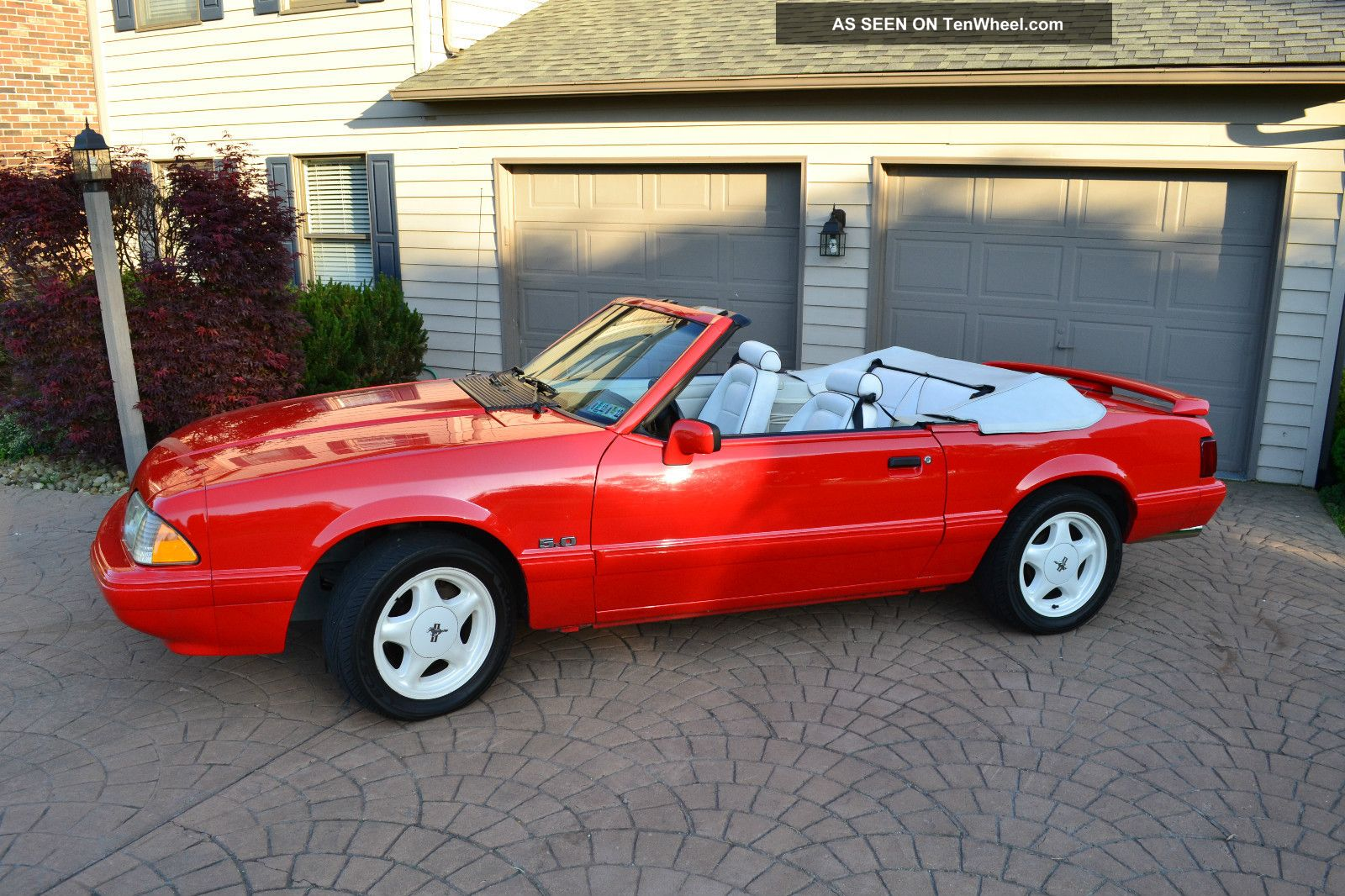 1992 Ford Mustang Quot Summer Edition Quot 5 0 Convertible