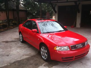 2000 Audi S4 Base Sedan 4 - Door 2.  7l photo