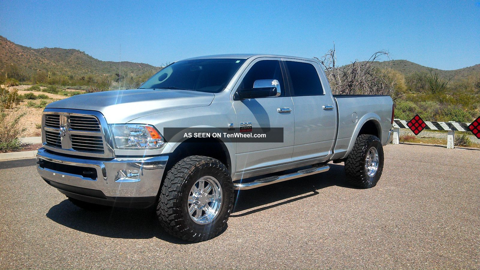 2011 dodge ram 2500 crew cab 4x4 laramie diesel. Black Bedroom Furniture Sets. Home Design Ideas