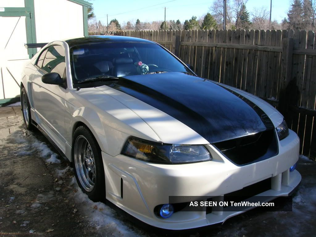 ford mustang gt coupe  door   supercharged