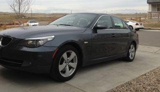 2008 Bmw 528xi Sedan 4 - Door 3.  0l photo