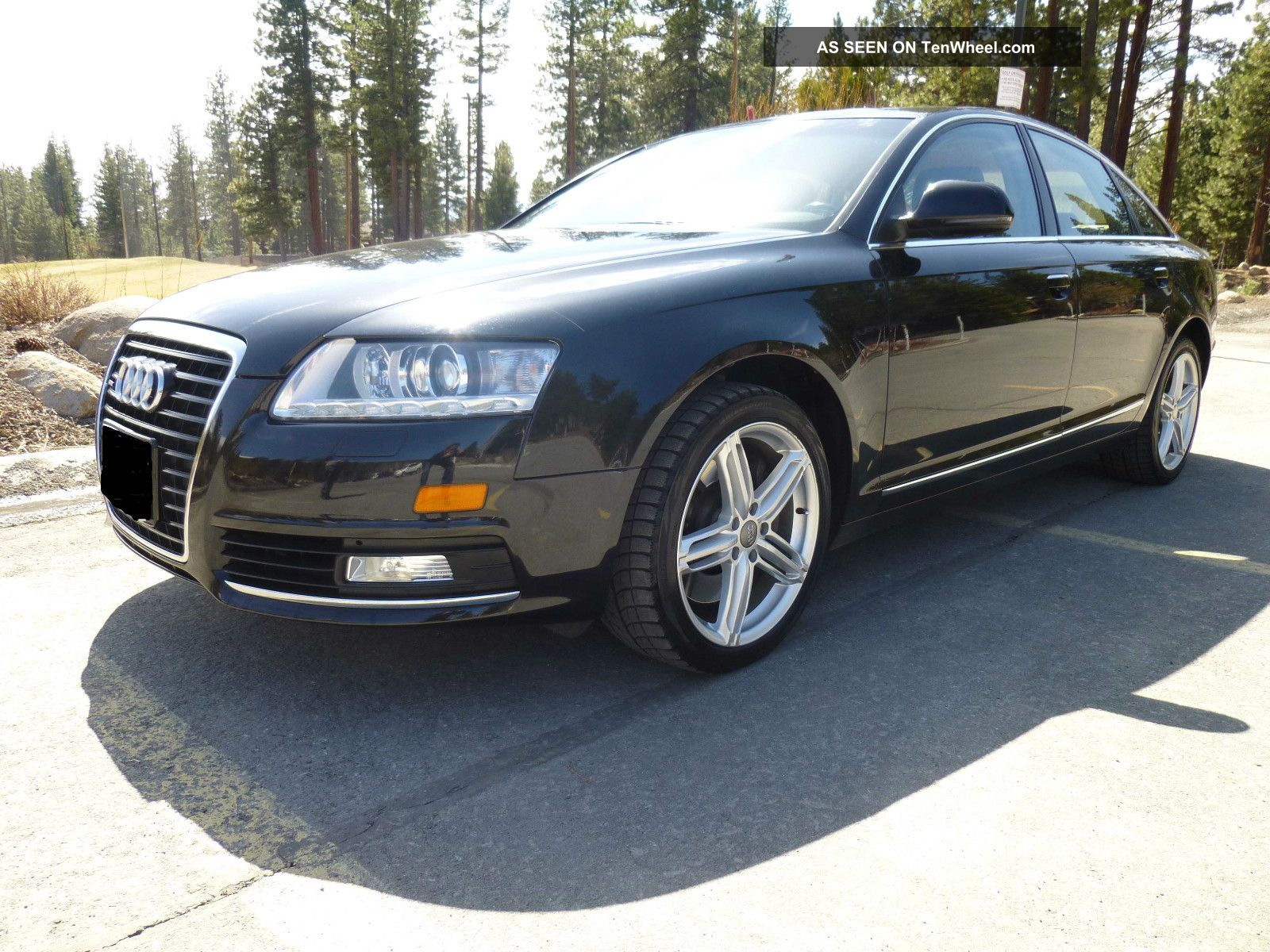 audi a6 3 0 turbo awd prestige package 2009 excellent plus condition. Black Bedroom Furniture Sets. Home Design Ideas