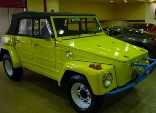 1976 Vw Volkswagen Thing Baja Style photo