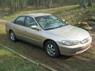 2002 Honda Accord Se Vtec At photo