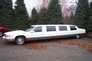 1996 Cadillac Fleetwood 120
