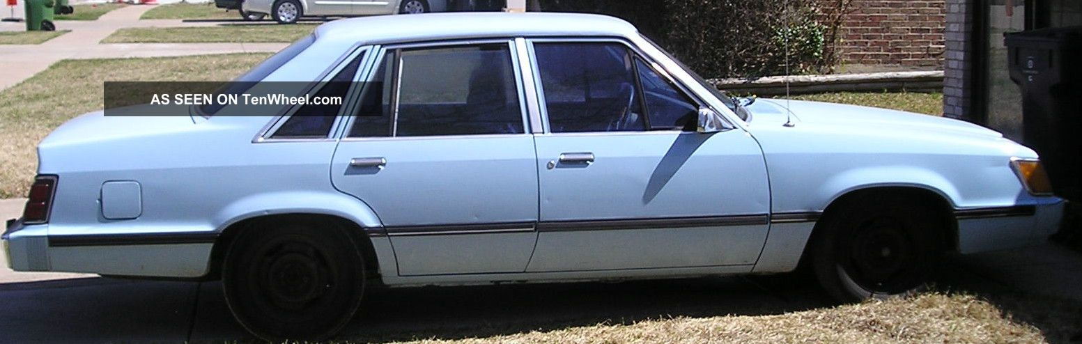 1985 Classic 6 Cylinder Ltd Shown On Police Chase Video Other photo