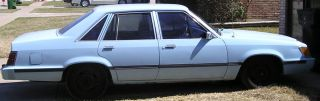 1985 Classic 6 Cylinder Ltd Shown On Police Chase Video photo