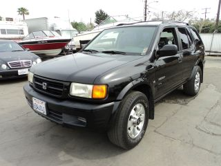 1998 Honda Passport Lx Sport Utility 4 - Door 3.  2l, photo
