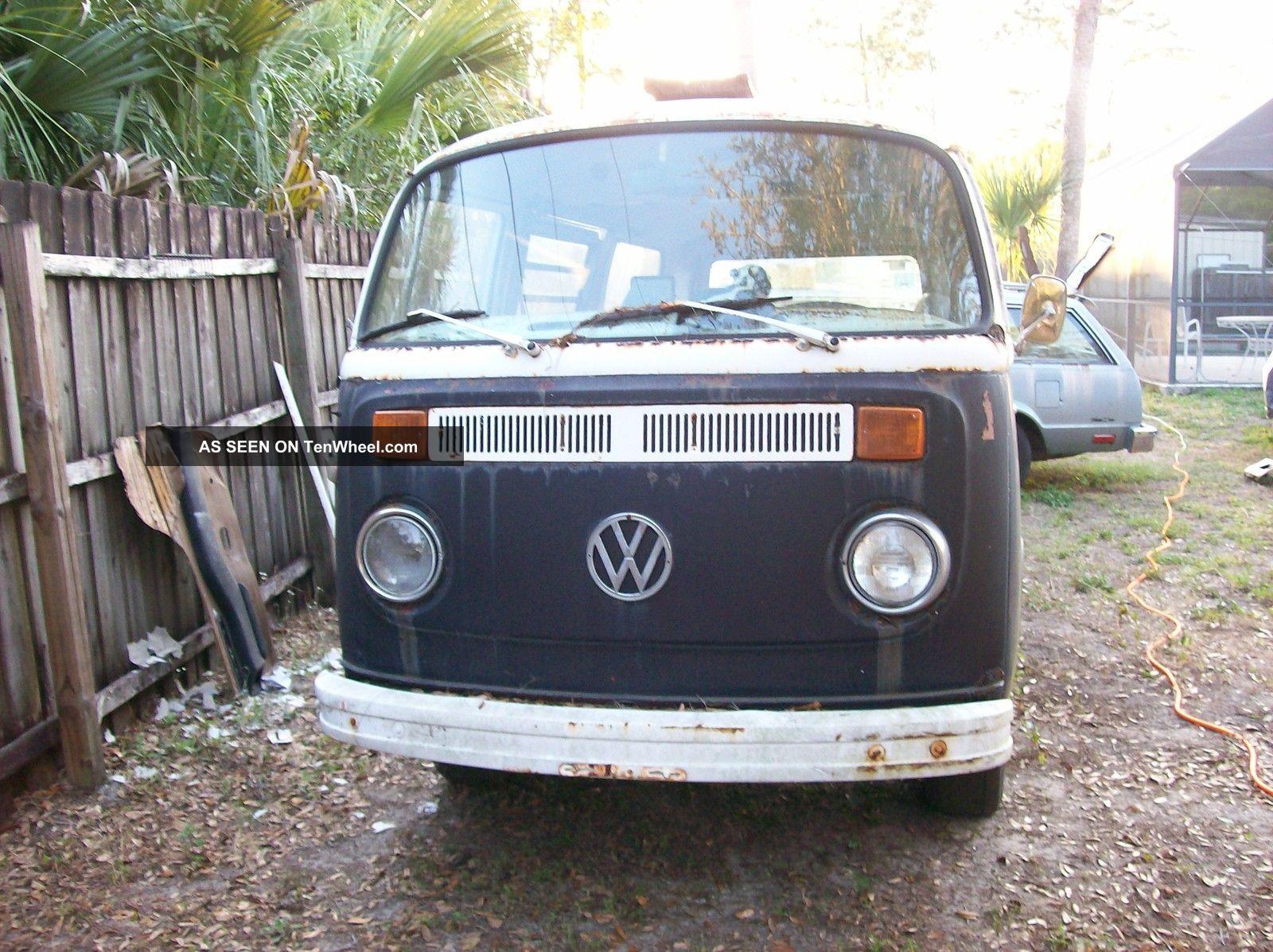 Vw Bus Air Conditioning Kit >> 1976 Transporter Vw Hippie Bus, Volkswagon.