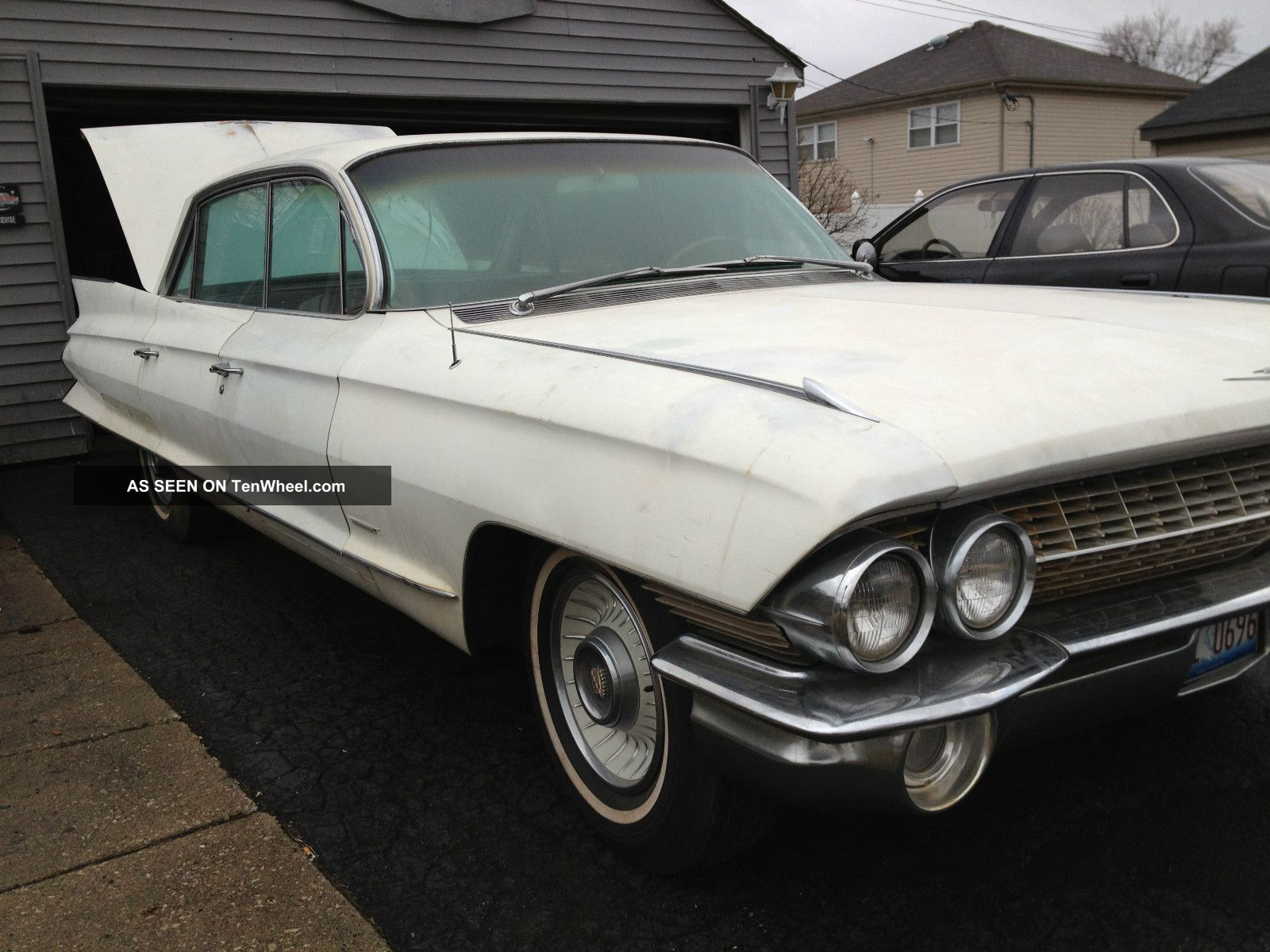 1961 Cadillac Series 62 Loaded And Other photo