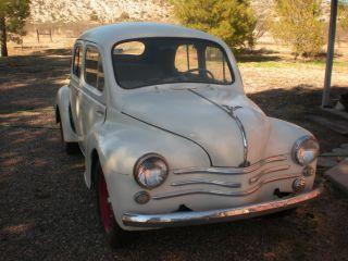 1956 Renault Cv4 photo