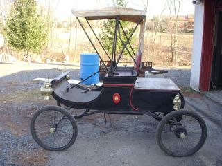 1902 Oldsmobile Replica photo