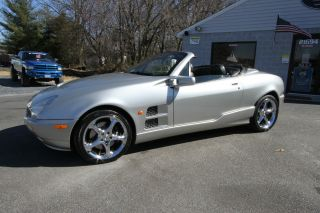 2001 Qvale Mangusta Base Convertible 2 - Door 4.  6l photo