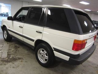 1998 Range Rover photo