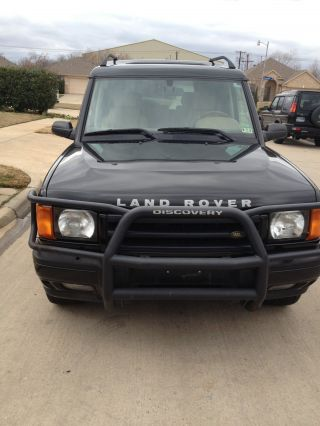 2002 Land Rover Discovery And Only 104k Mile photo